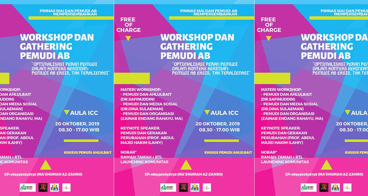 Workshop dan Gathering Pemudi AB