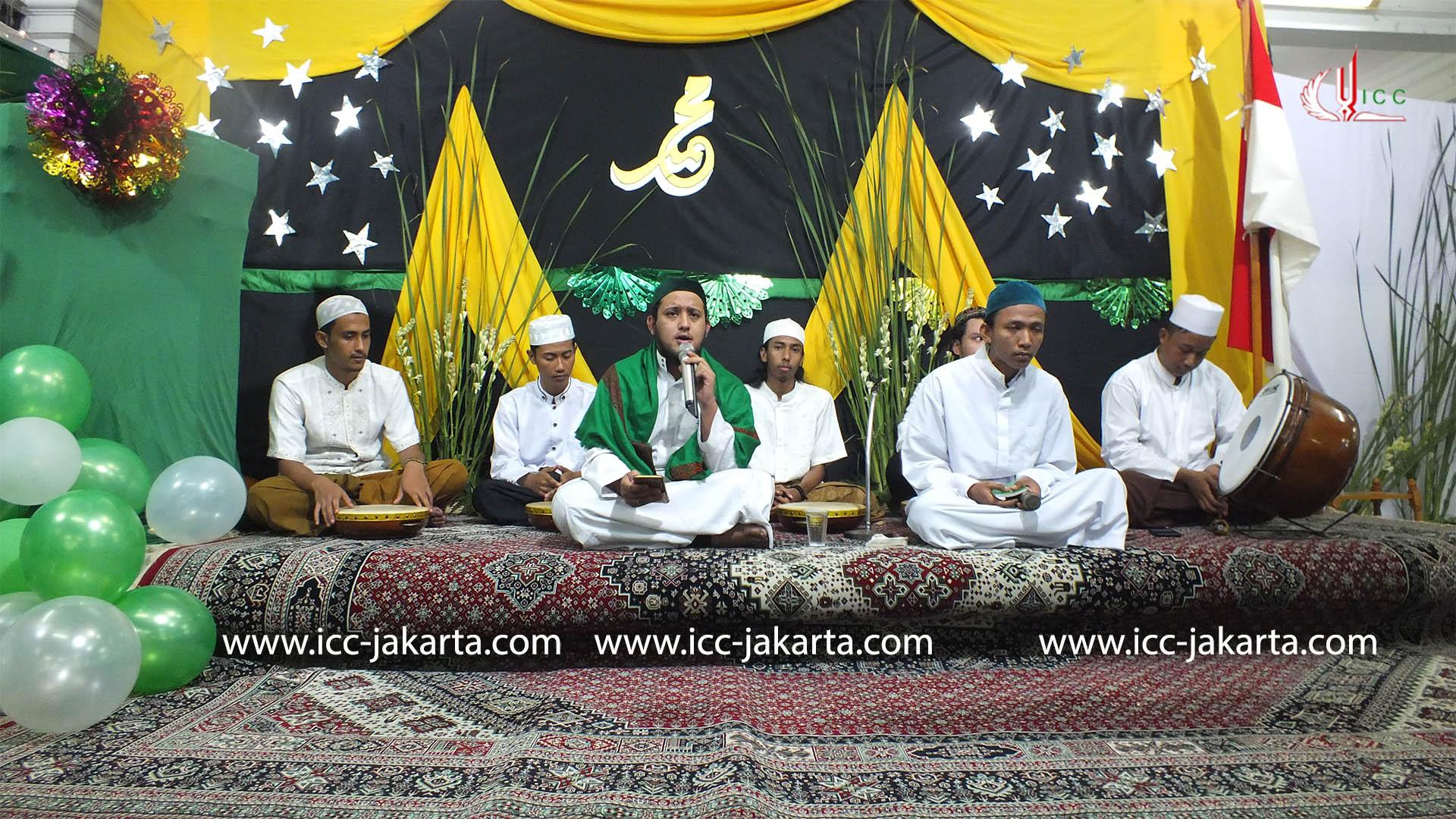 Peringatan Maulid Nabi Muhammad Saw di ICC Jakarta 1441 H
