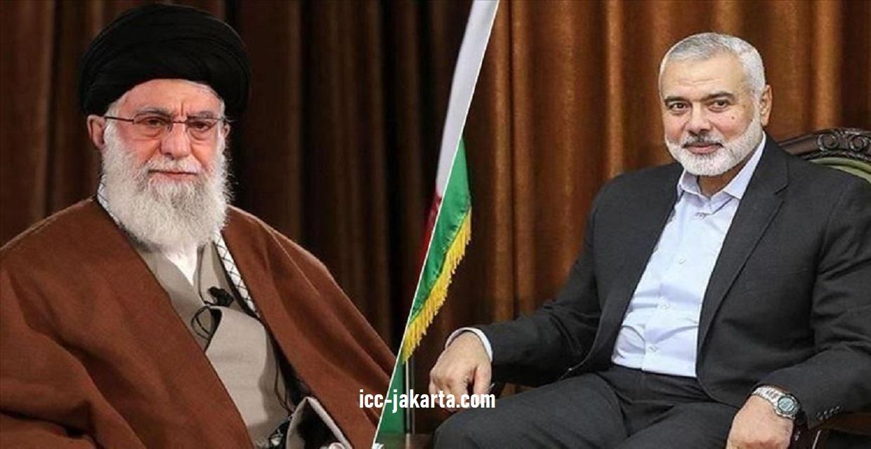 Jawaban Rahbar atas Surat Haniyeh; Iran akan Tumpas Kejahatan Israel